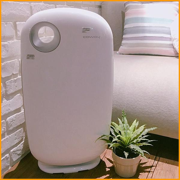 """Máy lọc không khí Coway được mệnh danh là """"phương thuốc thần kỳ"""" với sức khỏe con người"""