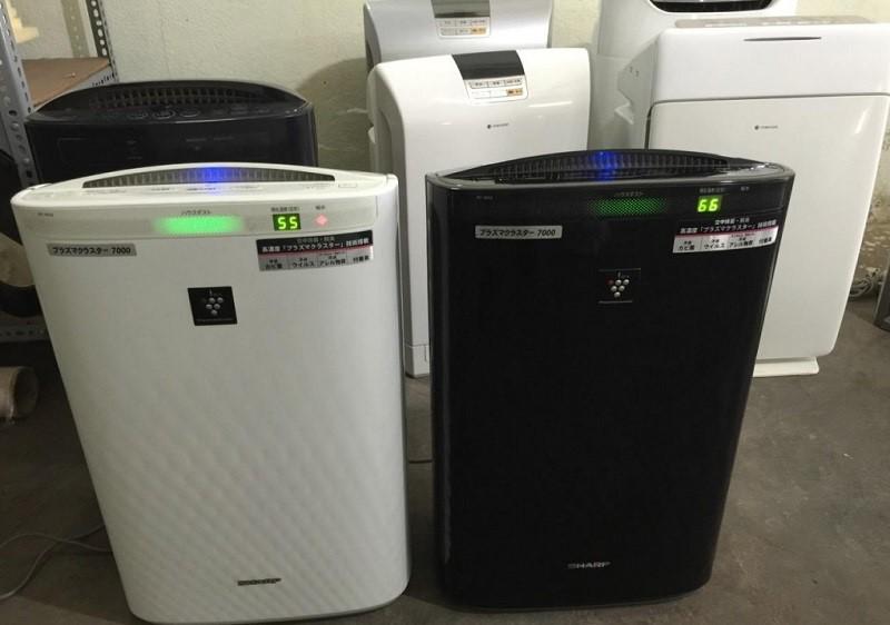 Máy lọc không khí Sharp được nhiều khách hàng đánh giá cao